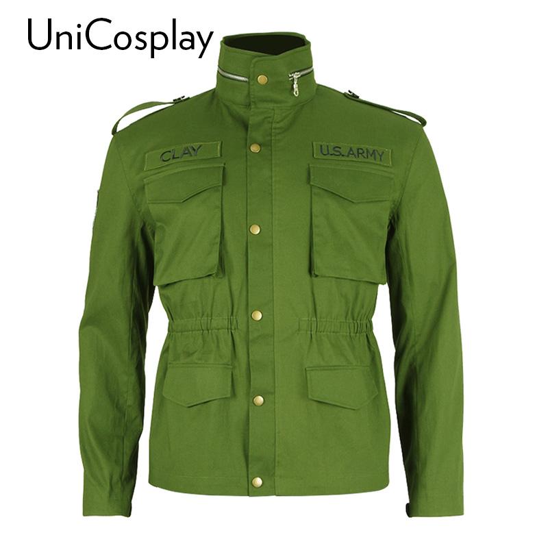 Popular men army costume buy cheap lots