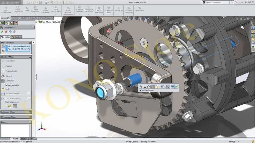 Image Gallery Solidworks Software