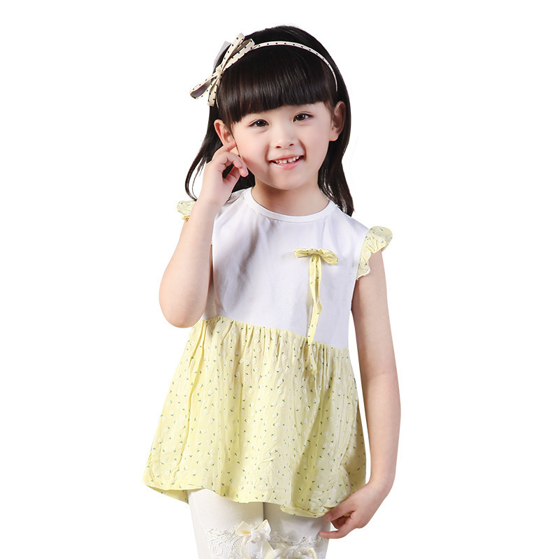 New 2015 summer style baby girl dress for mom and daughter ...