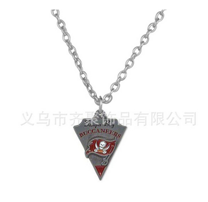 Parking bay buccaneers sports necklaces(China (Mainland))