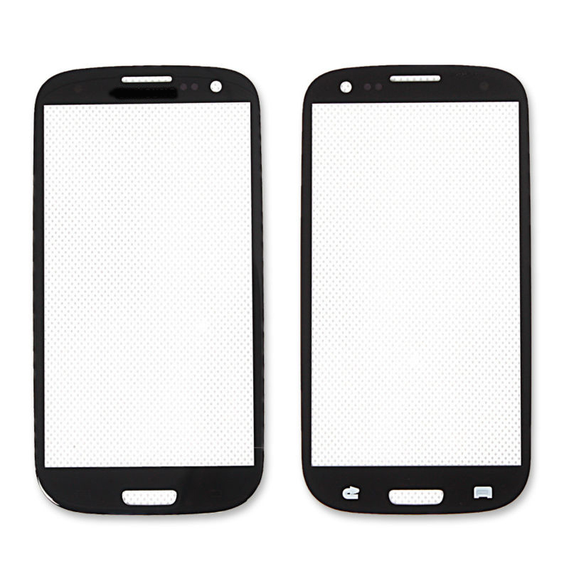 Original Quality Black Replacement Touch Screen Digitizer Front Glass for Samsung Galaxy S3 i9300+Tools+3M Sticker