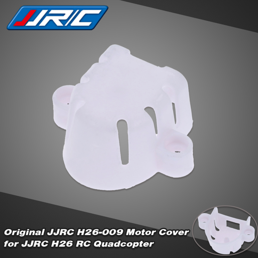 RC Hoobies Spare Parts Original White Plastic JJRC H26-009 Motor Cover for JJRC H26 RC Quadcopter Multirotor Drone(China (Mainland))