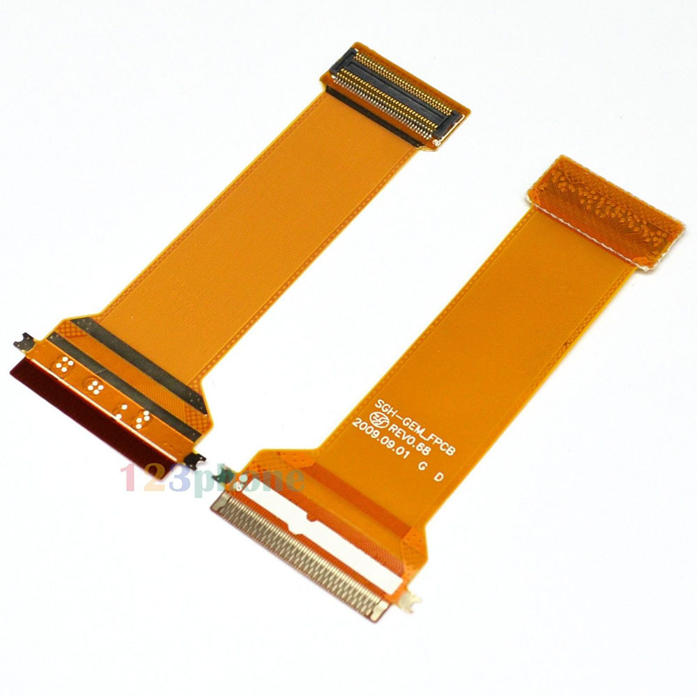 BRAND NEW LCD FLEX CABLE RIBBON FOR SAMSUNG SGH D880 D888 #A-373(China (Mainland))