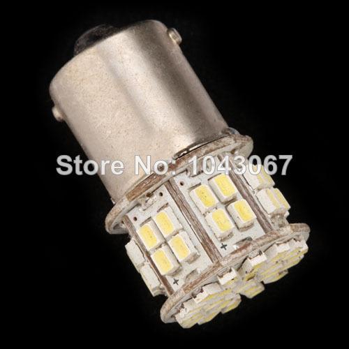 100х  автомобильные светодиодные p21w s25 обратные р21\/5 Вт ba15s 1156 1157 bay15d 50 светодиодных SMD 50smd лампочки лампы белого