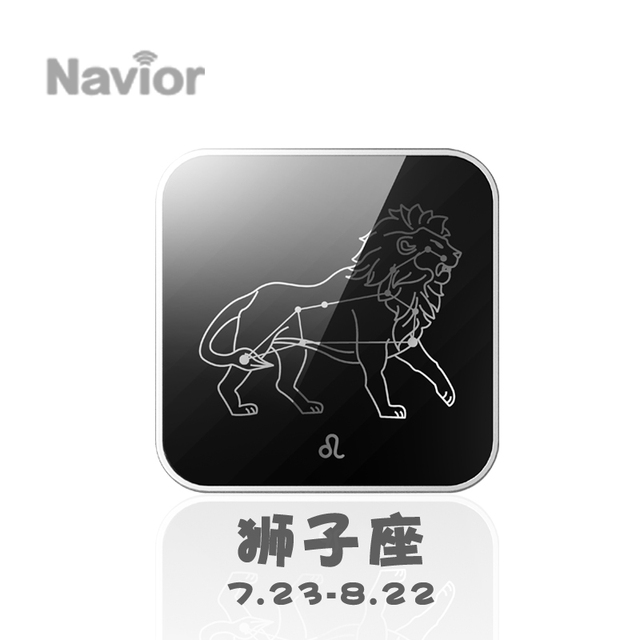 Navior intelligent two-way bluetooth anti-lost alarm remote control iphone
