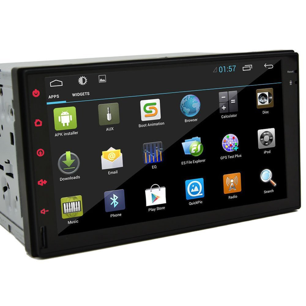 100% Android 4.2 Car Stereo 2 DIN Car Tablet Radio Audio Car GPS Navigation+Bluetooth+iPod+USB Universal Interchangeable Player()