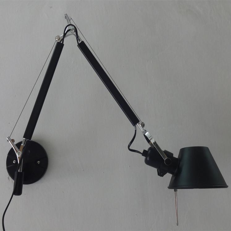 Loft Style Decorative Wall Sconces Swing Arm Bedside Lamp Ikea Modern LED Wall Light Fixtures For Home Lighting Arandela<br><br>Aliexpress