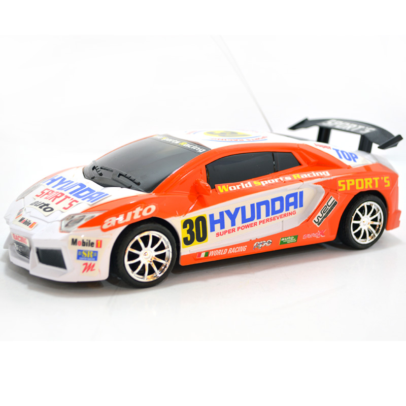 Big charge remote control toy car four-wheel drive remote control automobile race model(China (Mainland))