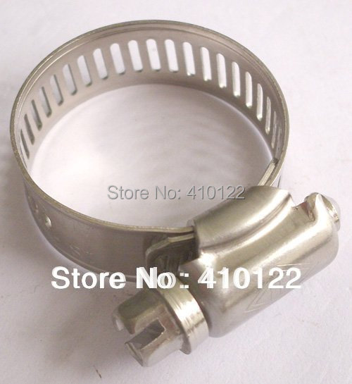 10-16mm stainless steel hose/pipe/tube clamp(China (Mainland))