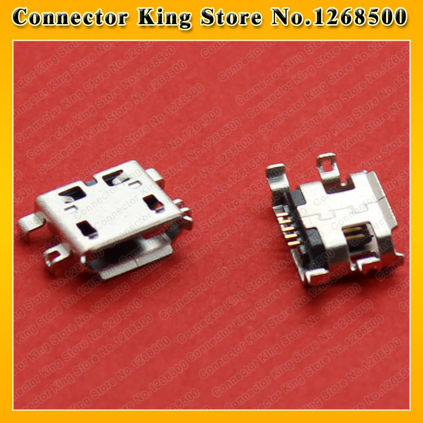 10X Sink plate 5p Micro USB Jack Most universal model best selling freeshipping for Blackberry/Lenovo/Oppo/Huawei(China (Mainland))