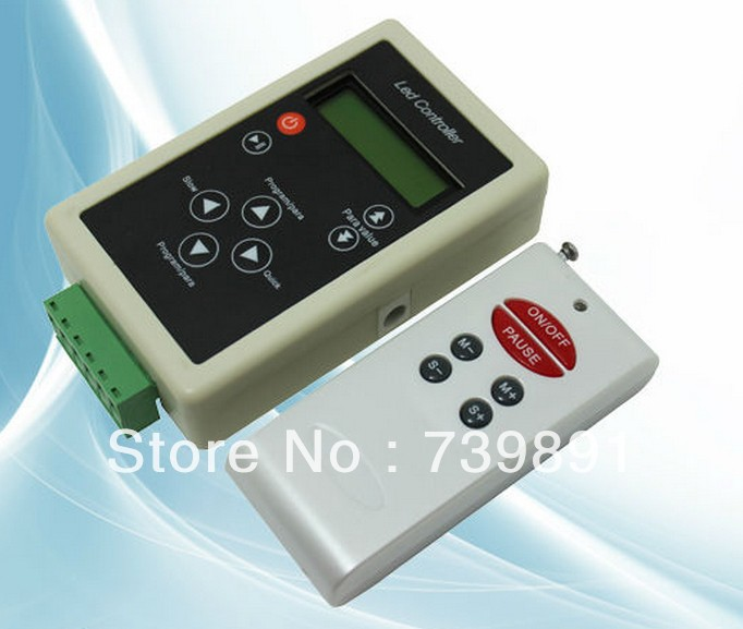SPI signal driving 83 programme updated version SPI magic color controller(China (Mainland))
