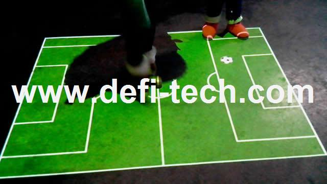 Hot selling Interactive floor software and 72 effects and necessary hardware(China (Mainland))