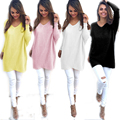 2016 Autumn sweaters women clothes Long sleeved Solid color knited turtleneck pullovers Easygocat