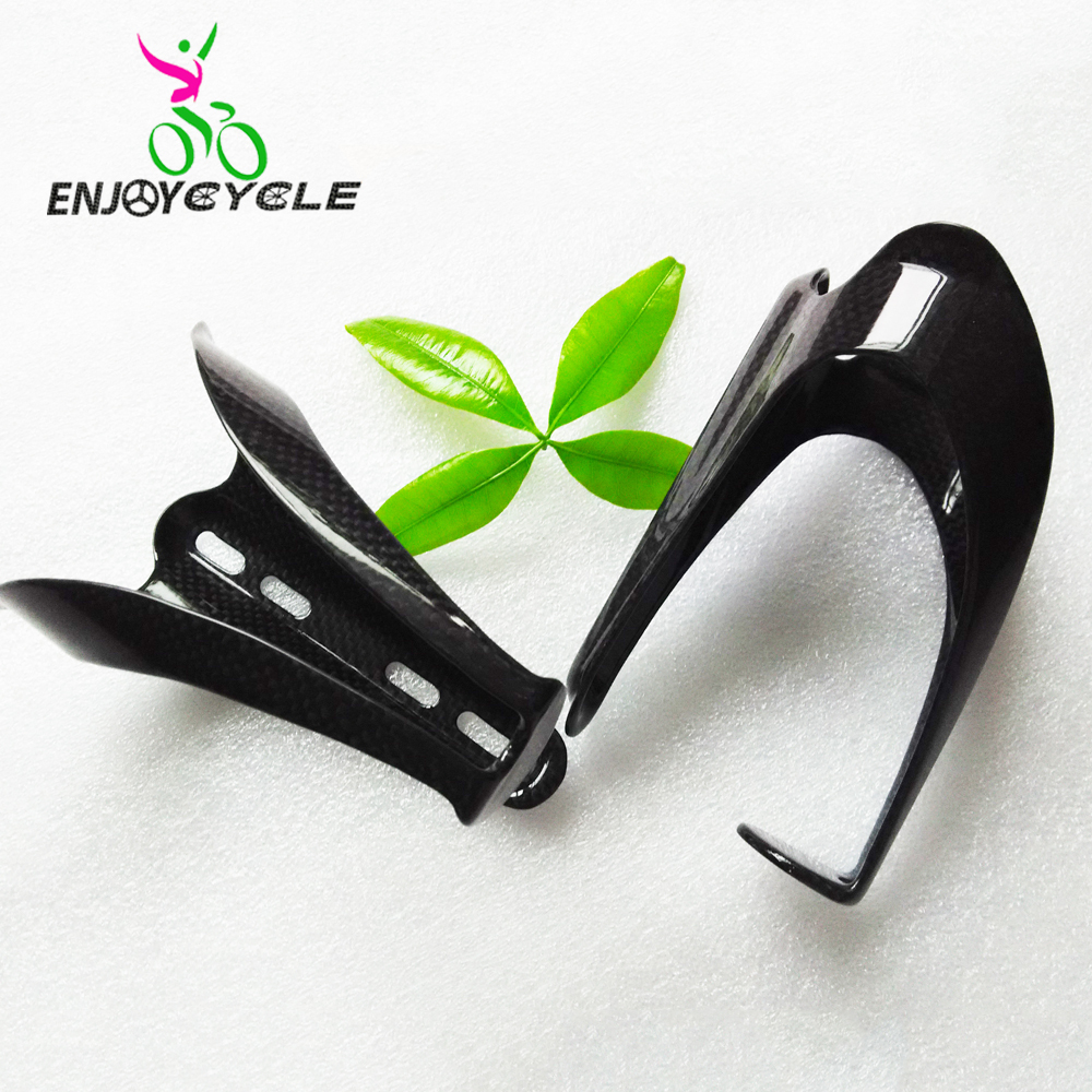 Carbon Bottle Cage mtb road bike accessories cycling bike full carbon bottle cage holder 3k carbon fiber glossy free shipping(China (Mainland))