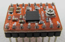 5pcs lot A4988 Pololu StepStick Reprap Stepper Motor Driver 5pcs heat sink 3D Printer Driver