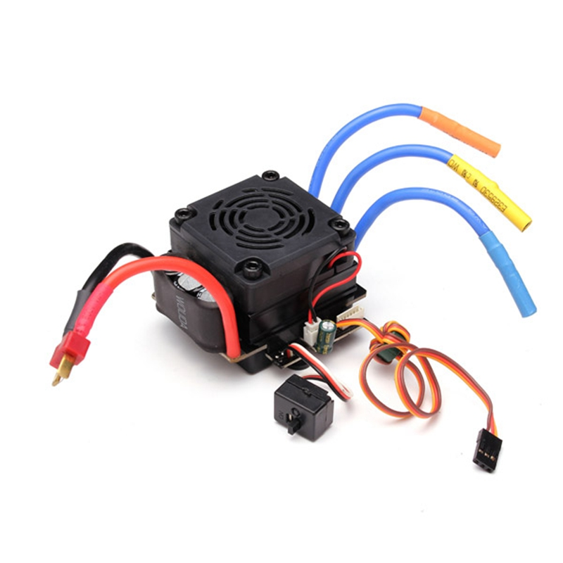 High Quality 3674 1/10 Scale Brushless Motor 2250KV + 120A Waterproof BEAST Series ESC(China (Mainland))