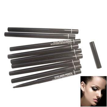 Waterproof Rotary Gel Cream Eye Liner Black Eyeliner Pen Makeup Cosmetic High Quality