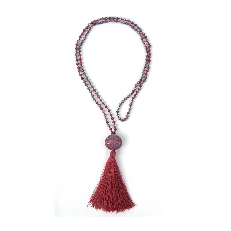 love boho jewelry necklace women collier statement crystal maxi vintage bijoux femme collares bohemian kolye handmade 2016 gifts(China (Mainland))