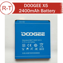 DOOGEE X5 Battery Replacement 2400mAh Mobile Phone Battery Backup Replacement for DOOGEE X5 and DOOGEE X5 Pro Smart Phone