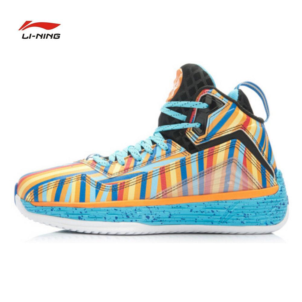 Фотография Li Ning new Wade Fission 2 Bounce basketball shoes Li-ning official men