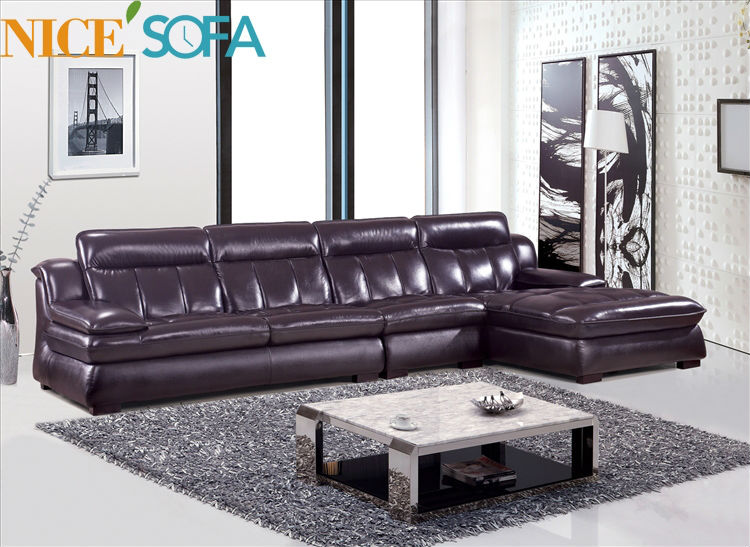 Drawing room sofa set leather sofa sale a825l jpg for Living room sofa sets on sale