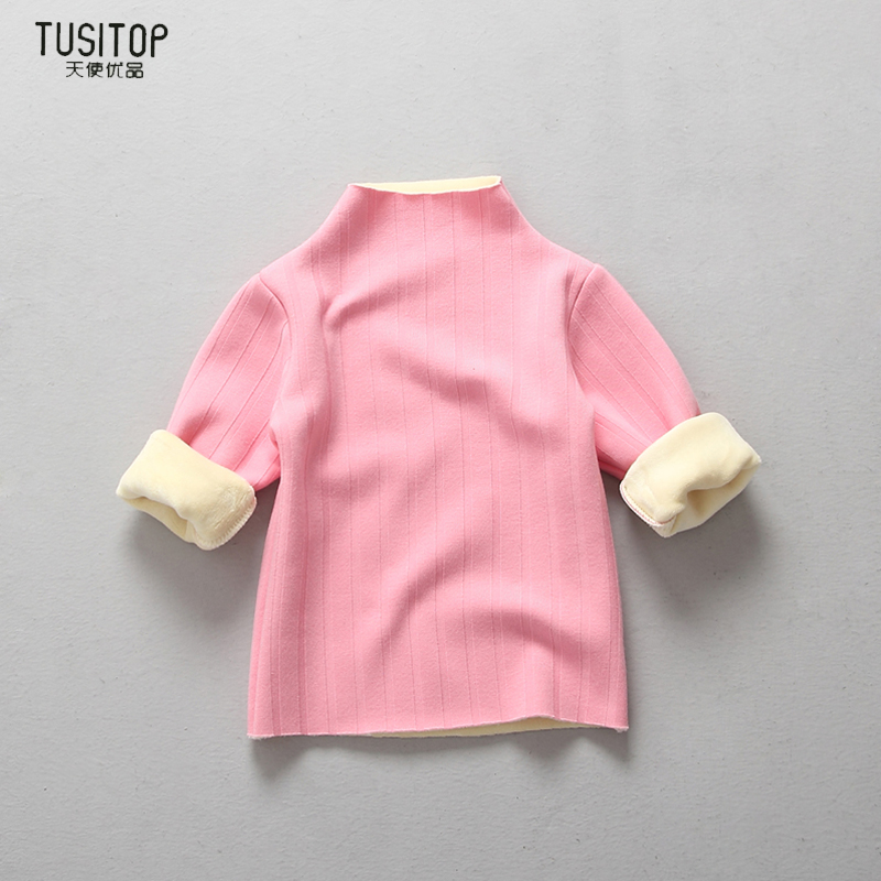 Children Autumn Winter Sweater Boys Sweater Christmas Costume Thick School Sweater For Girls Furtleneck Kids Pullover New Year(China (Mainland))