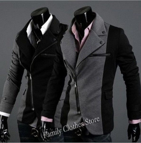 British Designer Men's Clothing Coat Fashion Designer Mens