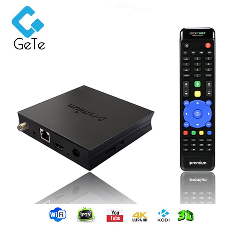 iPremium i7 DVB-S2 Android IPTV Box HD SOTT Set Top mart mini TV Box
