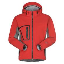 Garantie la marque originale étanche randonnée veste hommes soft shell alpinisme veste coupe - vent softshell vestes de camping(China (Mainland))