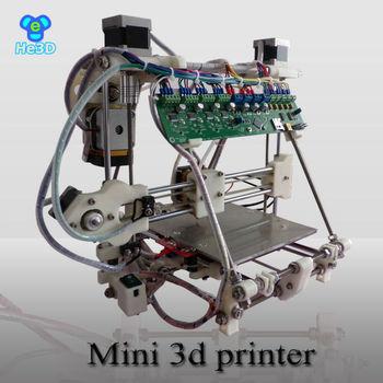 He3D-B140 Reprappro Huxley  reprap  3d Printer  Complete assembly