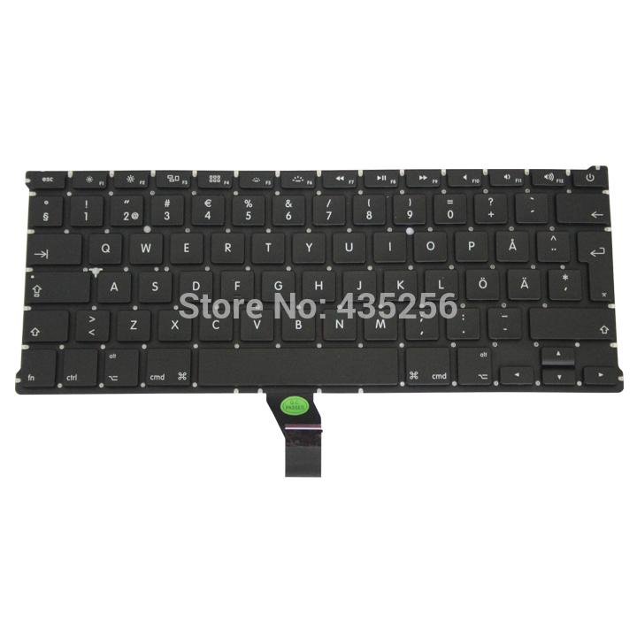 5PCS SE Sweden Keyboard For Macbook Air 13 A1369 Sweden SE Keyboard MC503 MC504 MC965 MC966<br><br>Aliexpress