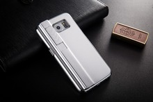 Cigarette Lighter case For Samsung Galaxy S7 Case Fire Electronic For Samsung S7 G9300 Quality Smoke Cover Busines Get film