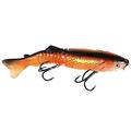 1 pcs Super big soft PTR material Salt water fishing lures 7 5 inch 95 g