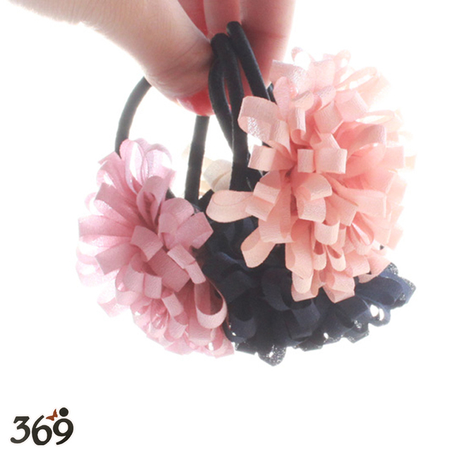 2013 the latest fashion Baby Girl Kid Children women flower elastic hair bands