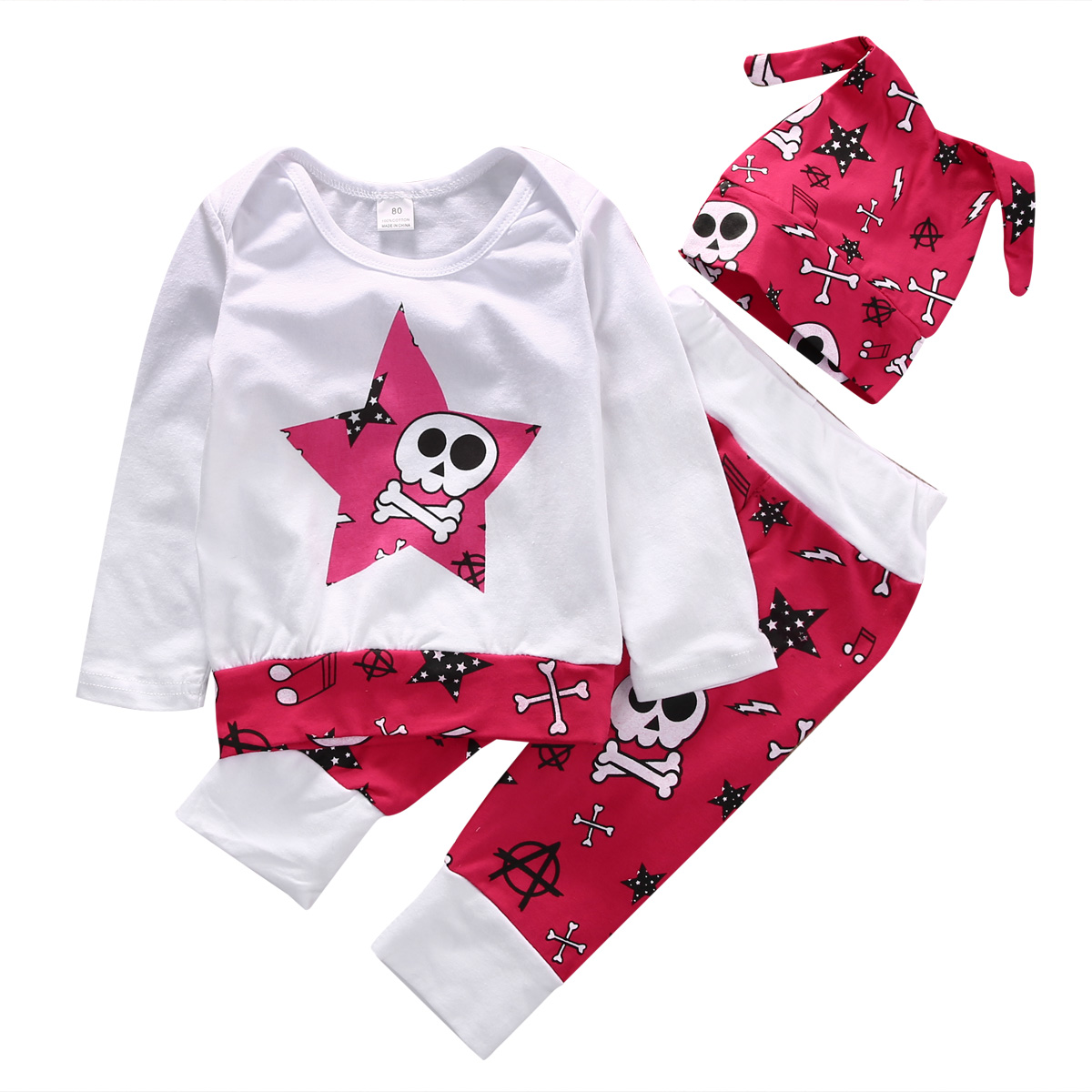popular skull baby clothes buy cheap skull baby clothes