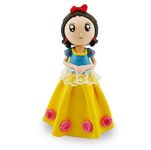 Princess Snow White Non-Toxic DIY Creative Modeling Clay Mud Color Material Package DIY Gift Play dough toys plasticine(China (Mainland))