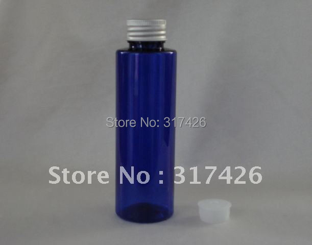Free Shipping- 100ml PET bottle,plastic bottle,cosmetic packaging(China (Mainland))