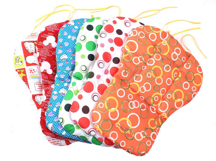 Baby Stroller seat Cushion Stroller Pad mattresses Pillow Cover Child Carriage Car Umbrella Cart BB Car Thermal Thicken Pad(China (Mainland))