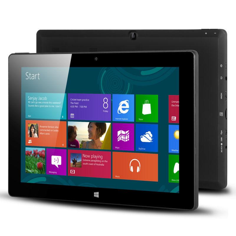 10 inch Tablet PC Windows 8.1 Quad Core Tablet 2GB RAM 32GB ROM Dual Camera Bluetooth 4.0 IPS Screen Tablet Computer Aoson R12(China (Mainland))
