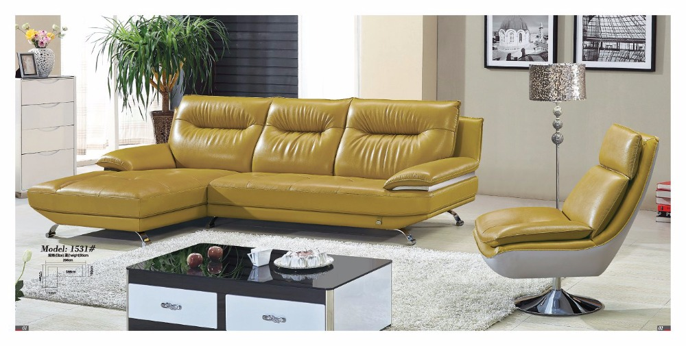 2016 sale armchair for living room chaise set no bean bag for Leather living room furniture sets sale