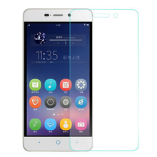 Buy 100% Original High 0.26mm Clear Explosion-proof Front LCD Tempered Glass ZTE Blade X3 D2 Screen Protector Glass Film for $2.33 in AliExpress store