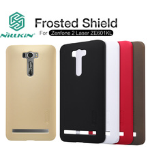 Case Asus Zenfone 2 Laser ZE601KL 6.0 inch Nillkin Frosted Shield Hard Back Cover Screen Protector - PINGPING INT'L BUSINESS (HK store CO LTD)