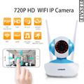 HD 720P Wireless IP Camera IR Cut Night Vision Audio Recording Network CCTV Onvif Indoor Surveillance