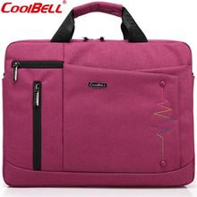 Fashion Business Tablet PC 14 inch Laptop Bag Hot Sale Brand Men's Briefcase Waterproof Wear-resisting Nylon Cross Handbag Z273(China (Mainland))