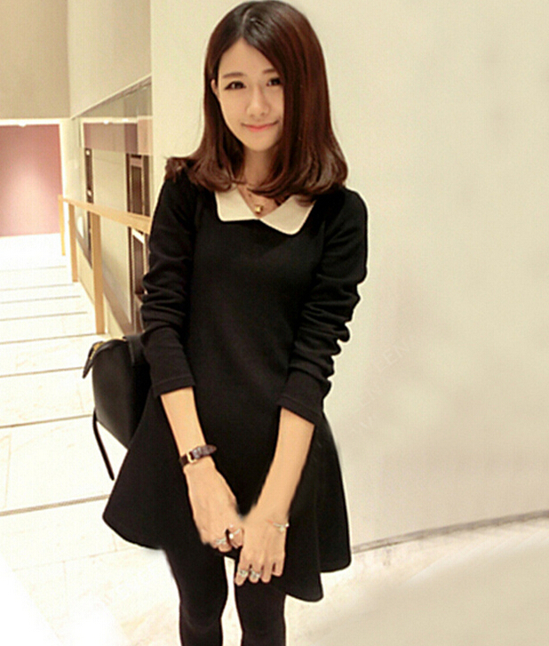 Wonderful Summer Dress Fashion Women Casual Dress Korean Fashion Chiffon Dress