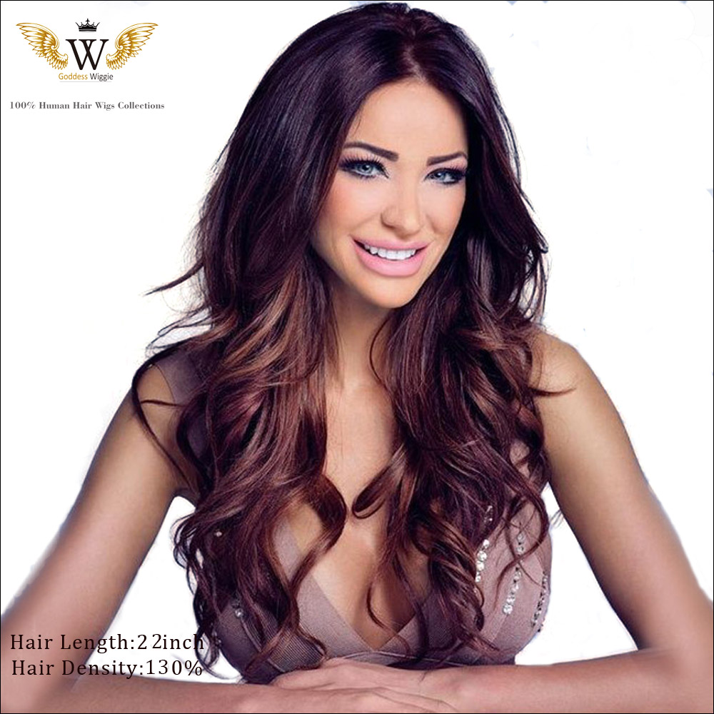 180density Ombre Brazilian Wigs Human Hair Lace Front Wigs With Baby Hair Full Lace Human Hair Wigs For Black Women