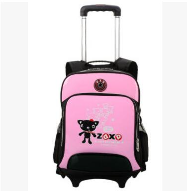 Popular Girls Rolling Backpack Sale-Buy Cheap Girls Rolling ...