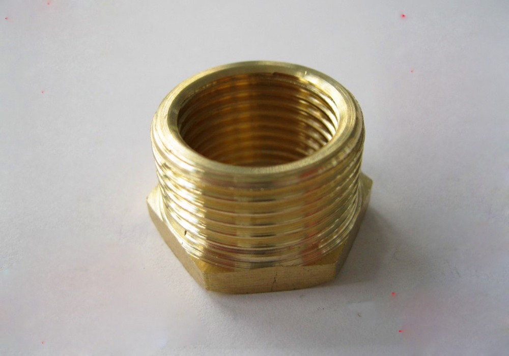 "Brass Hose Adapter Garden Hose Adap 3/8"" 1/2"" 1/4"" 3/4"" 1""(China (Mainland))"