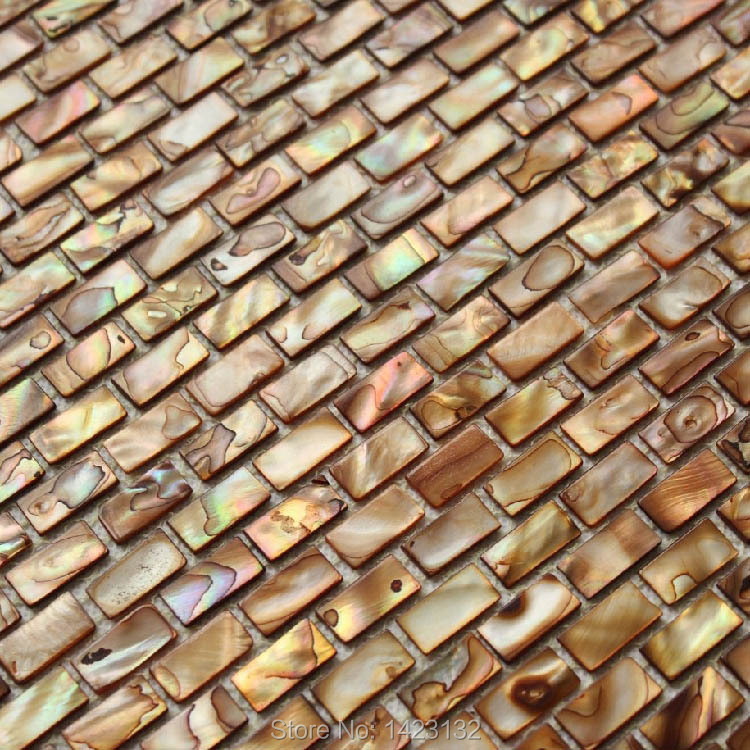 Mother Of Pearl Tile Natural Shell Tile Sheets Strip Tile Mb02 Kitchen Backsplash Tiles Natural