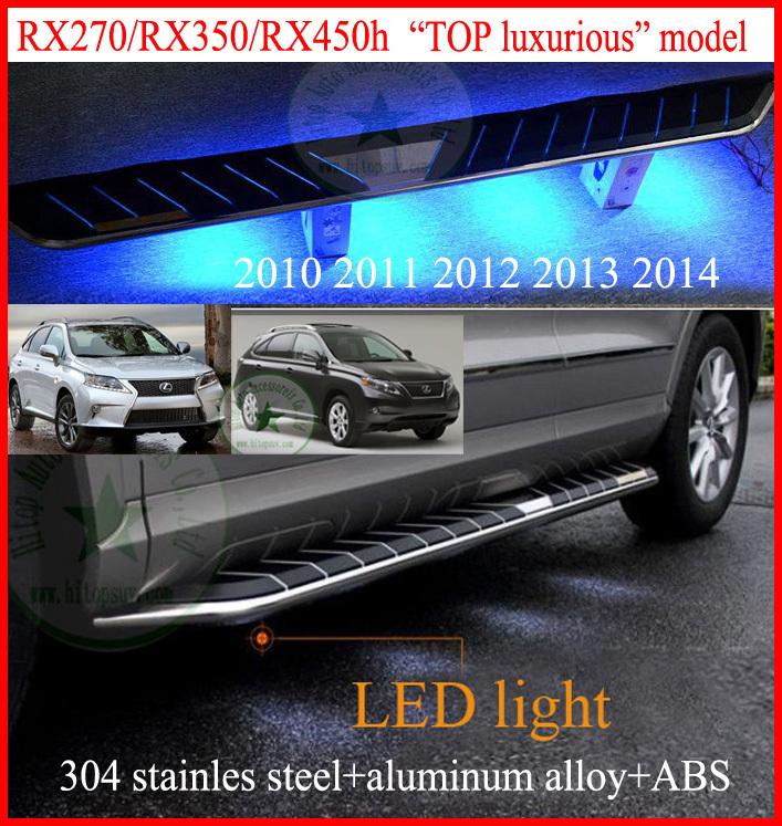 2013 Lexus Rx 350 For Sale: Aliexpress.com : Buy LEXUS RX350 RX270 RX450h Side Step